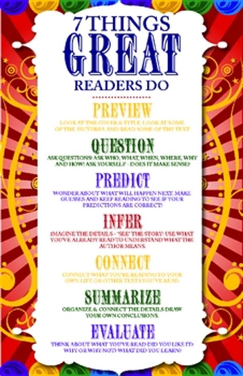 great readers  poster  emily brown tpt