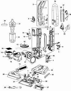 Hoover Uh70800 Parts List And Diagram   Ereplacementparts Com