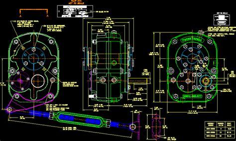 shaft drive dwg block  autocad designs cad