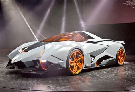 lamborghini egoista concept test drive demand product