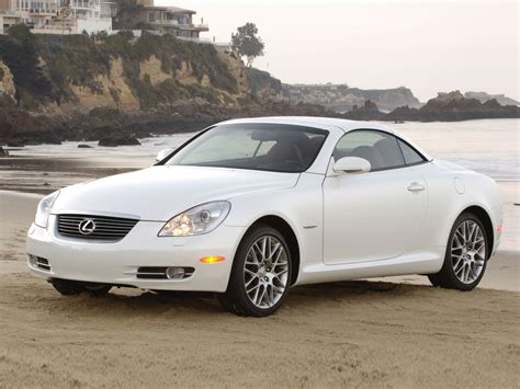Lexus Sc 430 2004 Review Amazing Pictures And Images