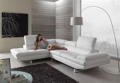 Divano D'angolo / Moderno / Indoor / In Pelle Habart