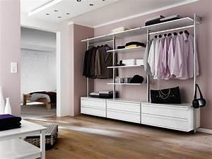 Begehbarer Kleiderschrank Regale : eins f r alles begehbarer kleiderschrank garderobe wandregal planungswelten ~ Sanjose-hotels-ca.com Haus und Dekorationen
