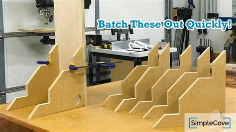 angle clamping jig woodworking