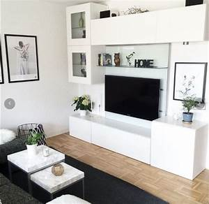 Ikea Meuble Salon : ikea meuble tv modulable maison et mobilier d 39 int rieur ~ Teatrodelosmanantiales.com Idées de Décoration