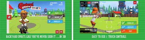 Backyard Baseball App by Backyard Sports Baseball 2015 Apk Version