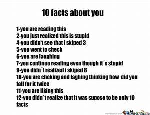 10 Things About You Quotes. QuotesGram