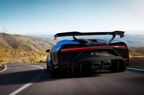 The chiron has 1,103 kw (1,500 ps; Fiche technique Bugatti Chiron Pur Sport 2020