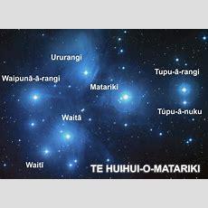 Matariki Wikipedia