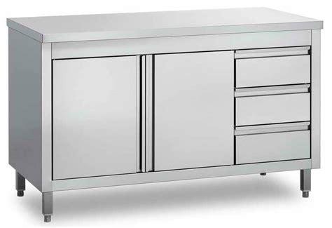 meuble de cuisine avec plan de travail meuble de rangement cuisine avec plan de travail table