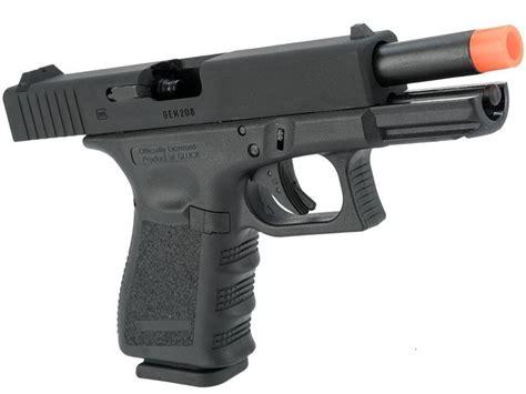 Officially Licensed GLOCK 19 Gas Blowback Airsoft Gun Pistol