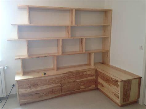bureau sur mesure revger com plateau de bureau en bois sur mesure idée