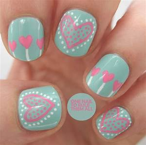 Cute Nail Art Ideas | Fashionate Trends