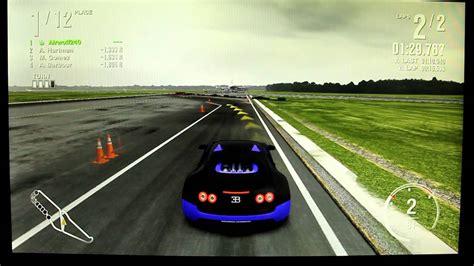 Bugatti Test Track by Fm4 Bugatti Ss On Top Gear Uk Test Track