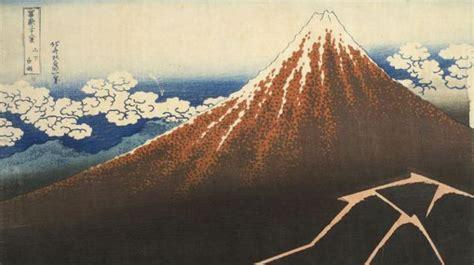 trente six vues du mont fuji l exposition hokusai au grand palais 224 la rentr 233 e raz de mar 233 e en pr 233 vision l express