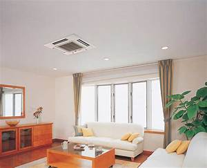 Compact Ceiling Cassette  U2013 The Heat Pump Shop