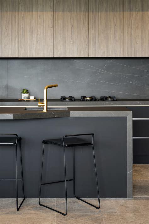 choosing the best kitchen benchtop material caesarstone