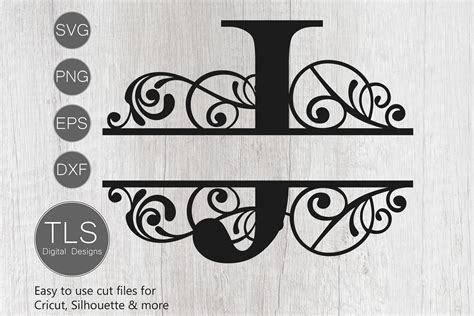 Check out our svg files for cricut selection for the very best in unique or custom, handmade pieces from our digital shops. Letter J Split Monogram SVG, Split Monogram SVG, Letter J ...
