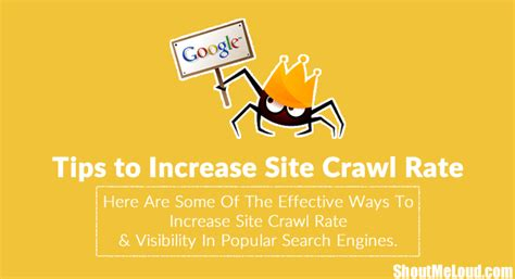 Solid Tips Increase Google Crawl Rate Your Website