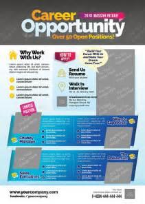 job vacancy fair flyer  shamcanggih graphicriver