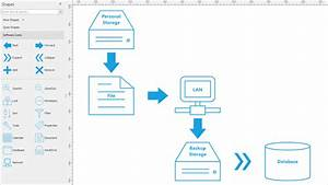 Winforms Diagram  Flowchart  Orgchart Control