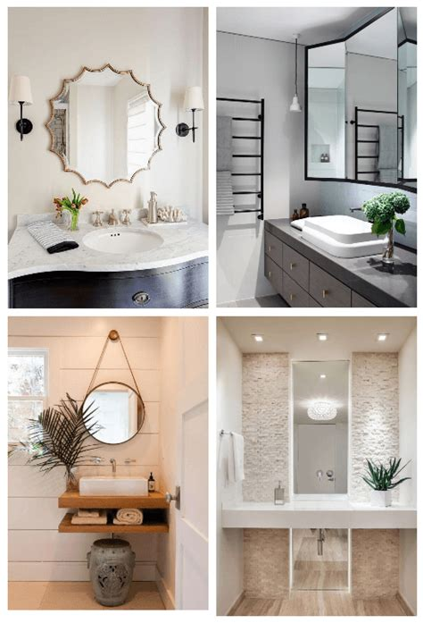 Bathroom Mirror Styles by 27 Best Bathroom Mirror Ideas For Every Style Sorting