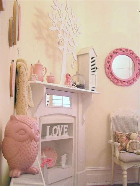 girls shabby chic french bedroom vintage pastel pink pram