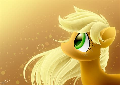 applejack w by symbianl on deviantart