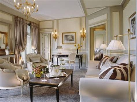 Cool Country French Living Room Ideas