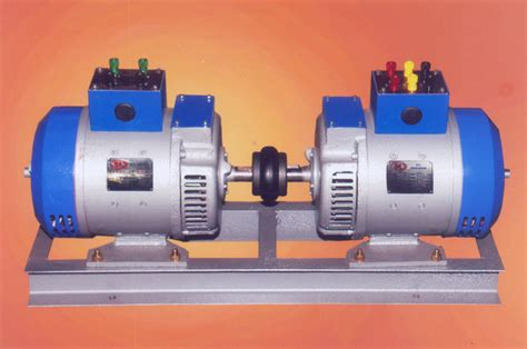 Electric Motor And Generator by Dc Generator Source Of Mechanical Energy