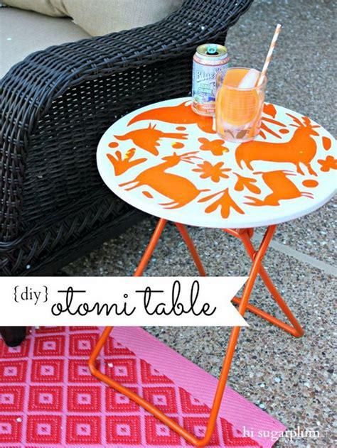diy side table tutorials ideas noted list