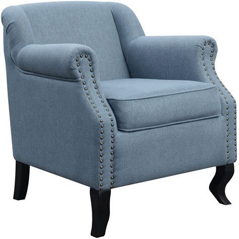 light blue accent chair light blue accent chair from coaster coleman furniture