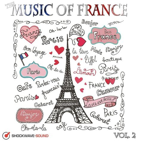 France music traditional acordion by : The Music Of France, Vol. 2 (CD1) - Shockwave-Sound mp3 buy, full tracklist