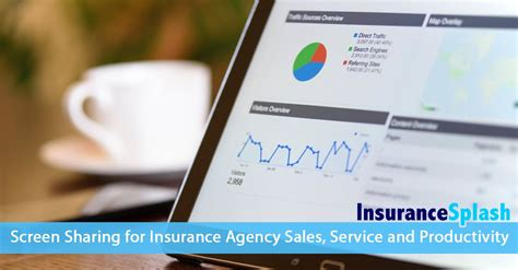 Compare the best insurance agency software of 2021 for your business. Screen Sharing for Insurance Agency Sales, Service and Productivity   Seo tipps, Marketing ...