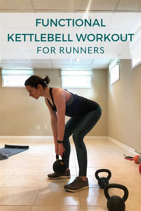workout runners kettlebell functional workouts strength training
