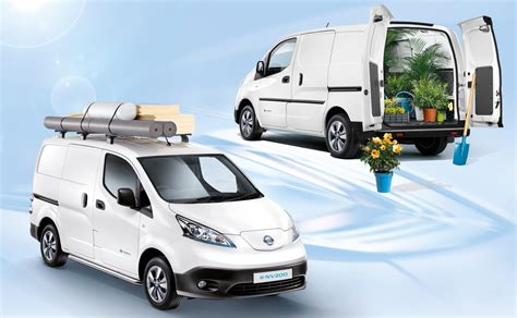 Best Electric Vans by Electric Vans Could They Work For Your Business Drive