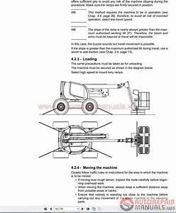 Haulotte Repair Manual  Parts Manual  Operating And