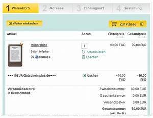 Ebay Gutschein Kaufen : tolino gutschein kaufen ~ Markanthonyermac.com Haus und Dekorationen