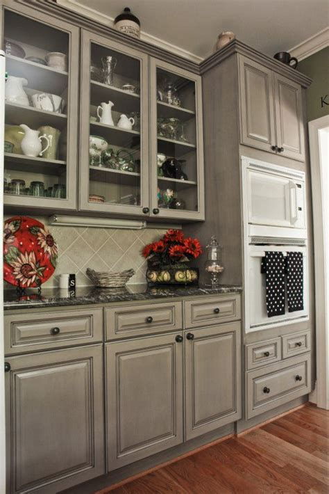 dark grey kitchen cabinets beautiful gray cabinets to compliment the black