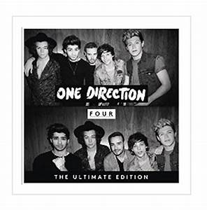 one direction four the ultimate edition CD Covers