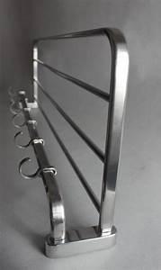 Garderobe Art Deco : art deco aluminium garderobe wandgarderobe bauhaus top ~ Michelbontemps.com Haus und Dekorationen
