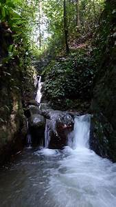 Kampung Gahat Village  Serian Sarawak Waterfall