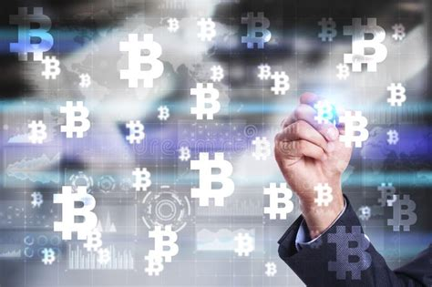 Our objective is to promote and disseminate knowledge about new information technologies based on decentralized. Bitcoin Cryptocurrency. Market Trading, Financial Technology And Digital Money Concept. Stock ...