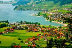 Switzerland Beautiful Scenery