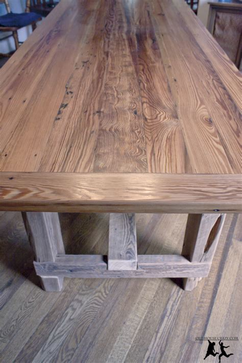 75 Reclaimed Wood Diy Projects Plans Free Download