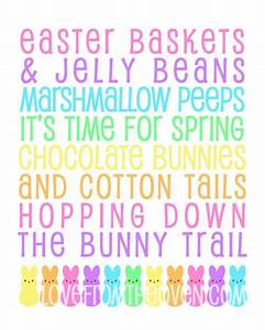 Free Easter Subway Art Sign | Subway Art, Easter and Peeps