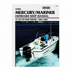2006 Mercury 25 Hp 4 Stroke Service Manual