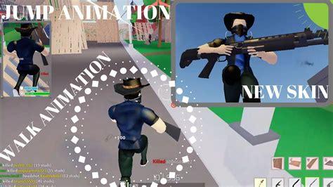 strucid  characternew animation youtube