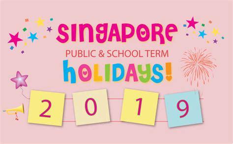 singapore public holidays school holidays day