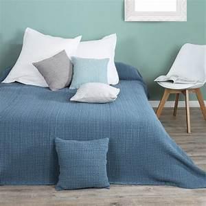 Couvre Lit Harmony : zoom sur les textiles 3 astuces pour apporter une touche cosy votre d co decouvrirdesign ~ Teatrodelosmanantiales.com Idées de Décoration